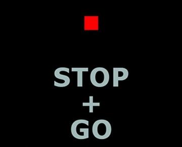 Induktionskochfeld stop + go
