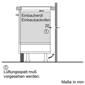 Bosch PVS645FB1E einbau